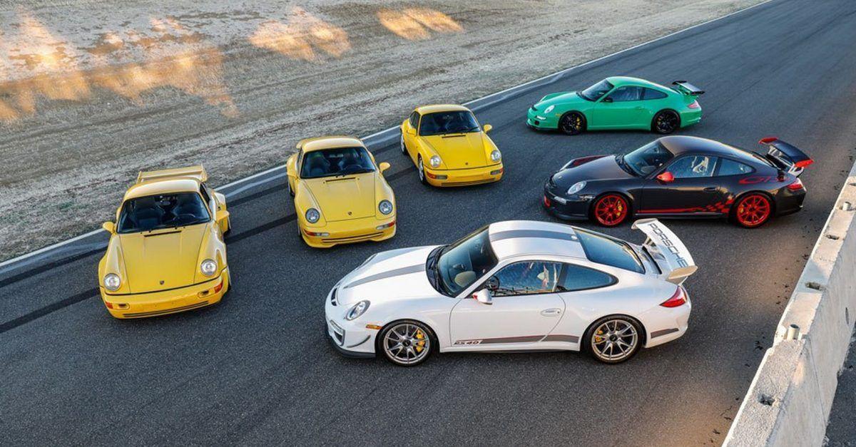 5 Porsches That Were Modified To The Next Level (5 Factory Porsches That Were Even Wilder)