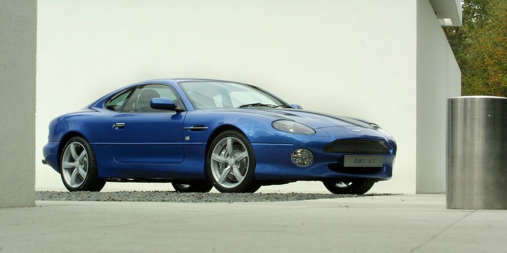 Ranking The Best Aston Martins To Buy Used | HotCars