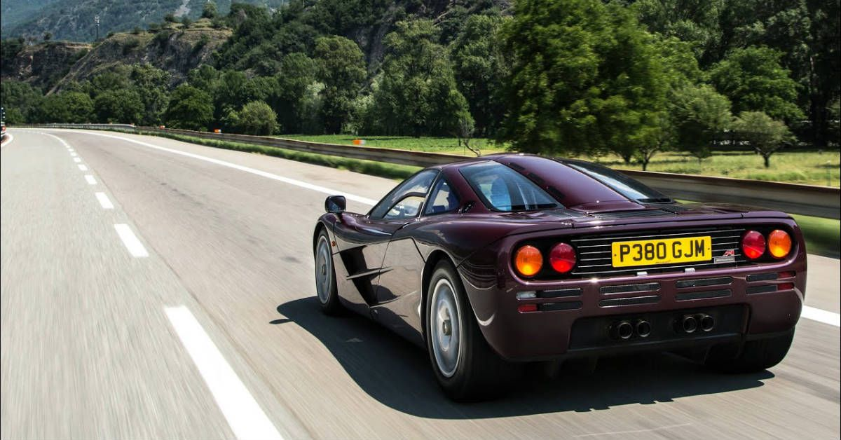 These Old Performance Cars Still Pack A Serious Punch | HotCars