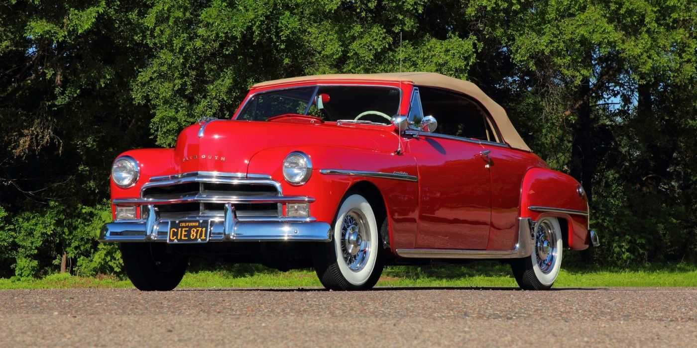 These Are Some Of The Coolest American Cars Of The 1950s