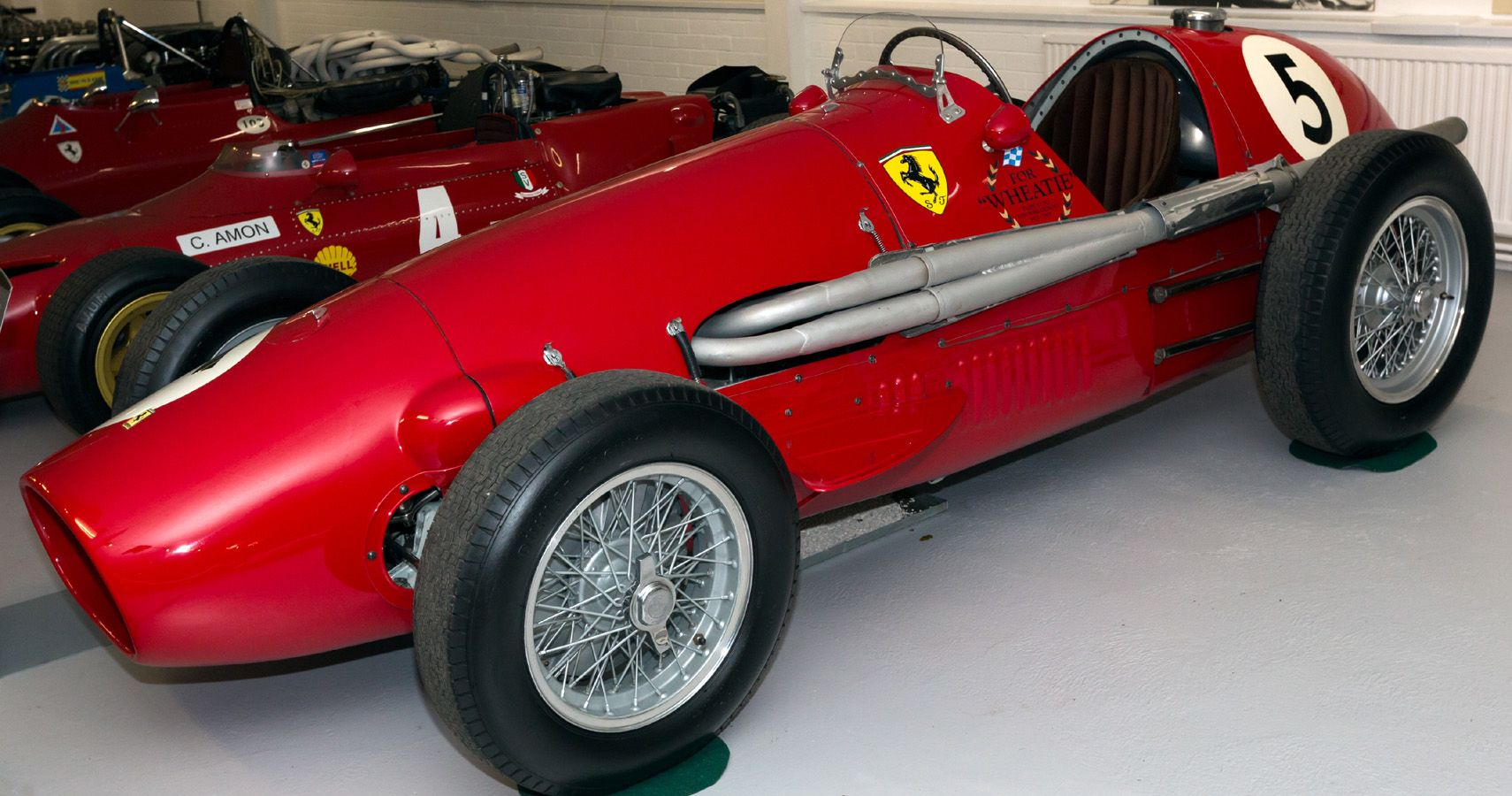 The Ferrari 500: A Stallion That Set A High Bar For The Supercar Maker