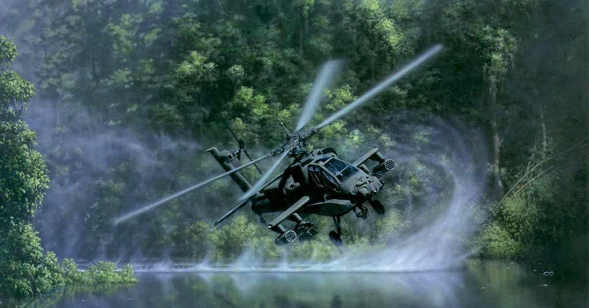 9 Things We Didn't Know About The Apache Helicopter | HotCars