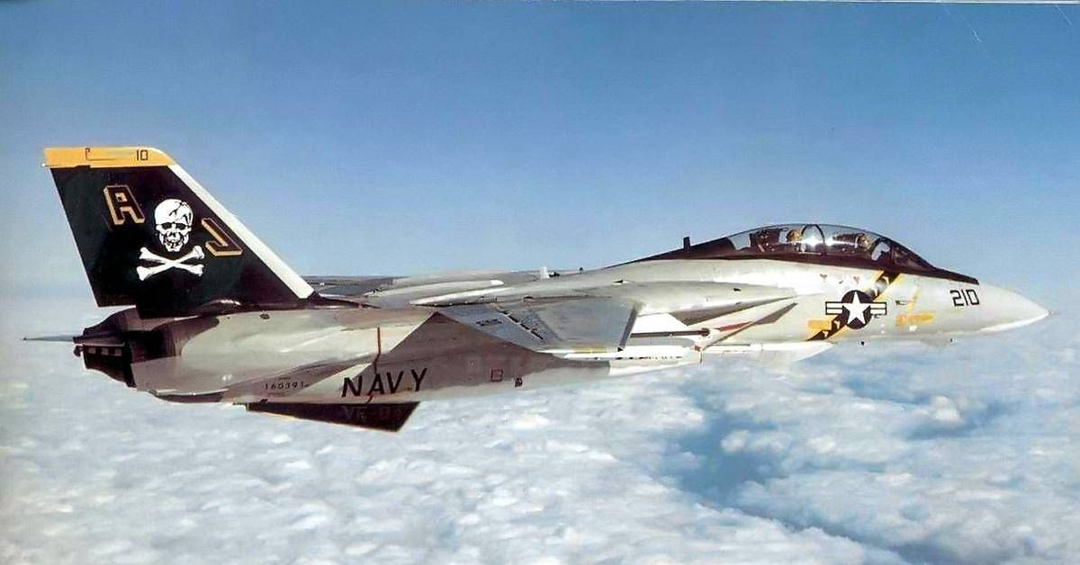 Here's Why The US Military Prematurely Axed The Beautiful And Deadly F-14 Tomcat