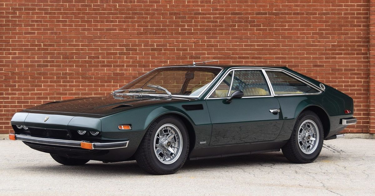 A Detailed Look Back at the Lamborghini Jarama | HotCars