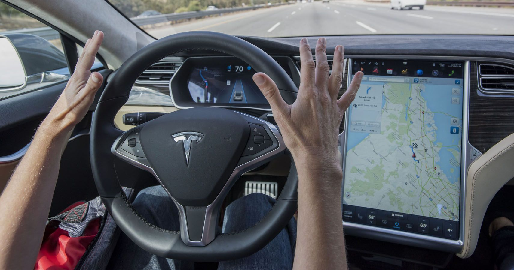 This Is Why Tesla's Self-Driving Car Dreams Are More A Nightmare