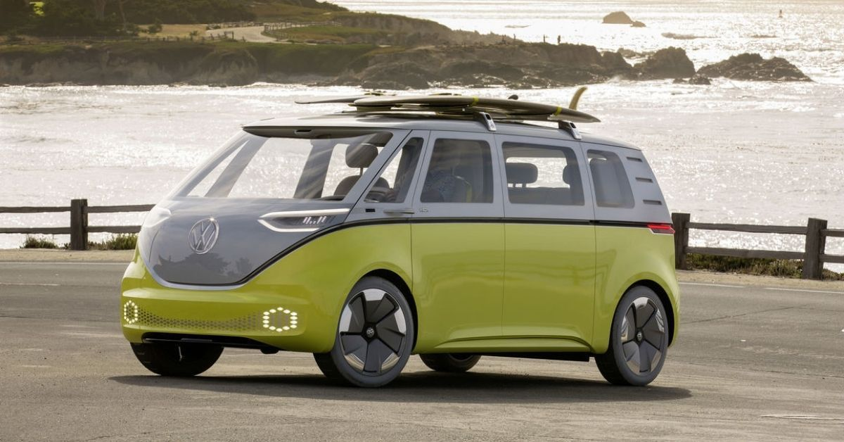 The Camper Van Is Back: Here's What We Know About The Volkswagen ID Buzz