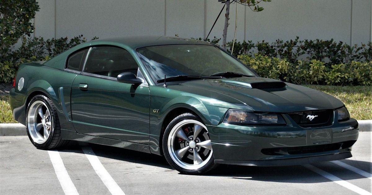 These Are The Coolest Special Edition Mustangs Made In The Past 20 Years