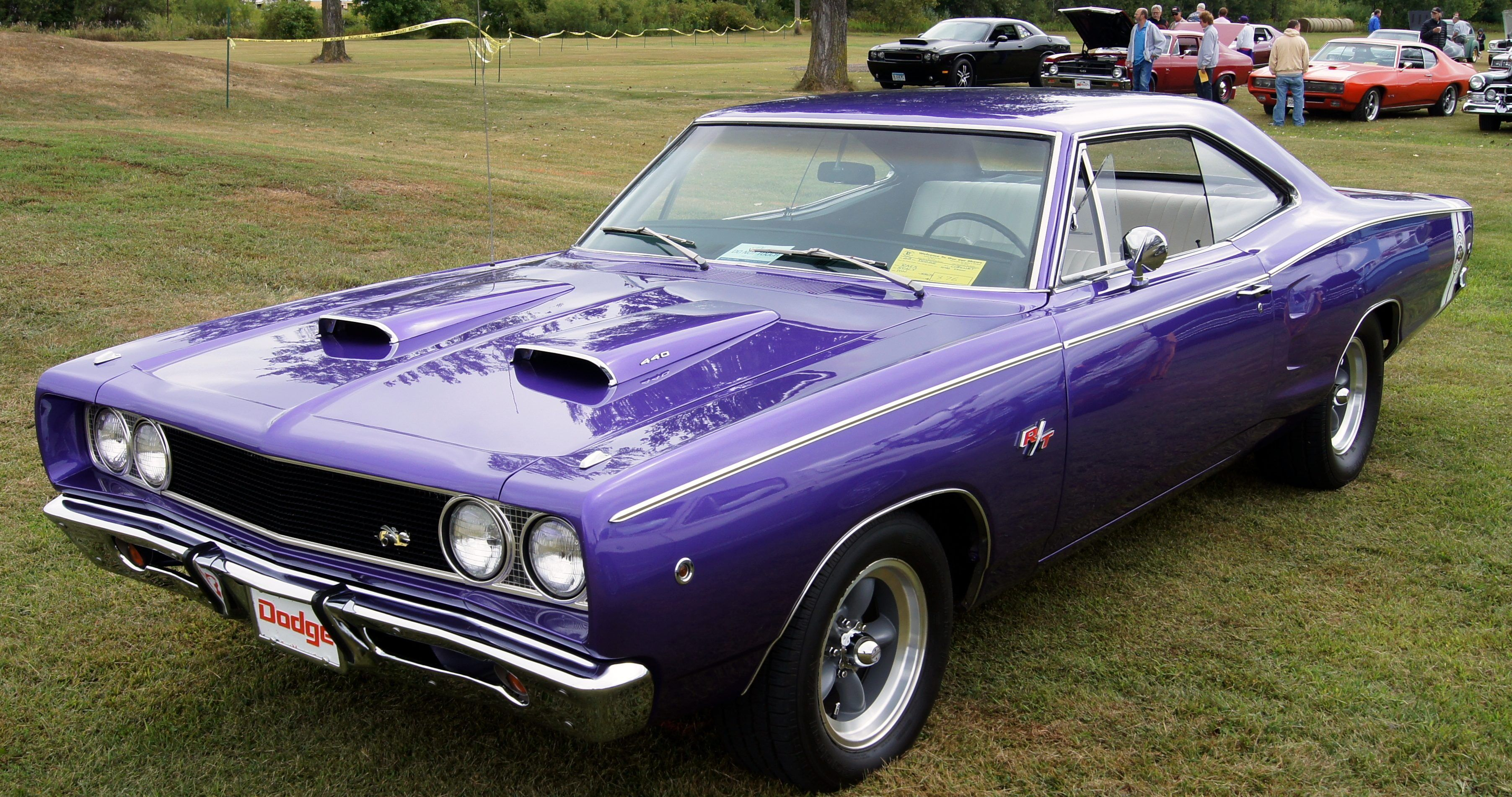 The Most Badass '60s Muscle Cars You Can Buy for $15,000