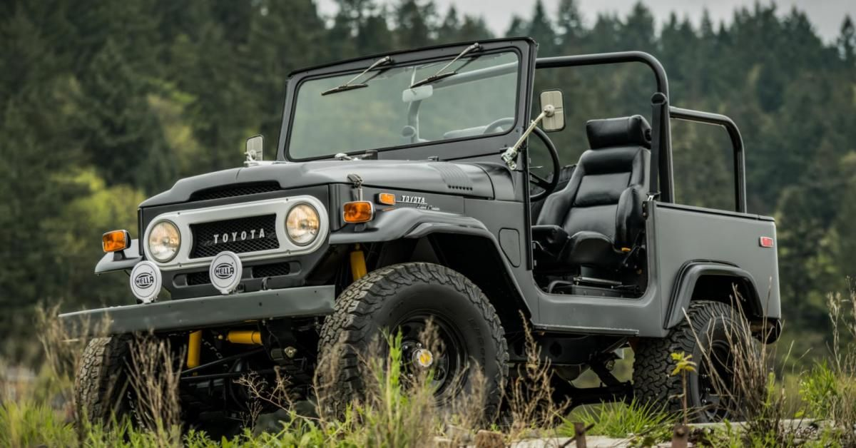 Offroad vehicle  - cover