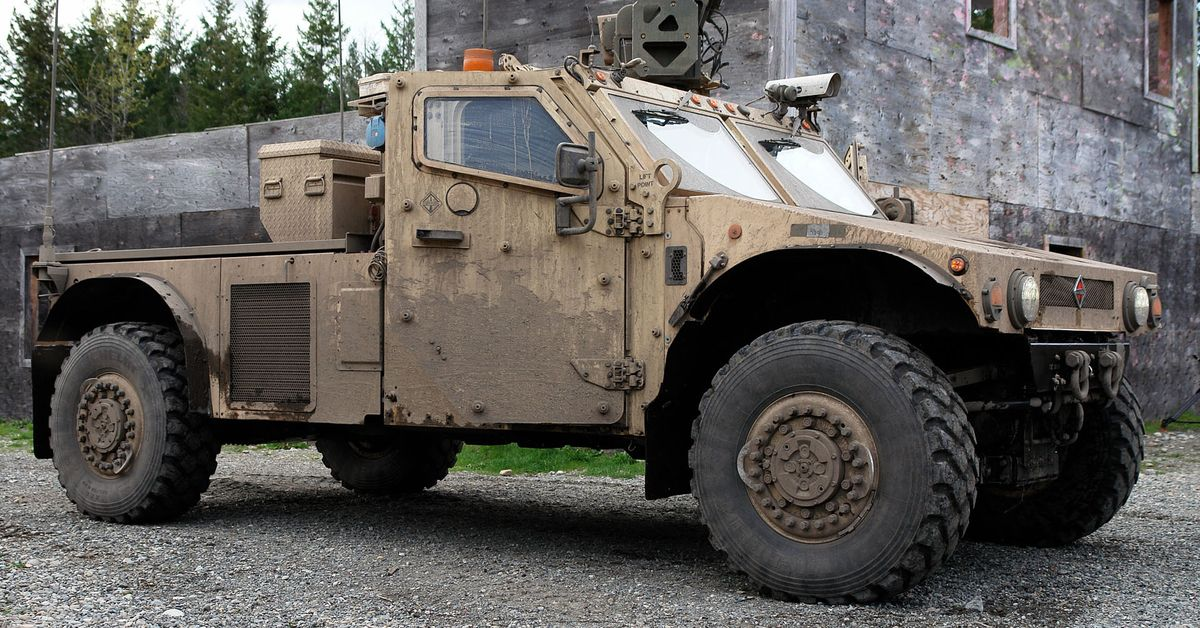 Here's Everything We Know About The Future Tactical Truck System