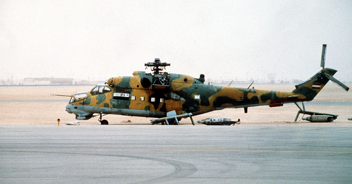This Is How The US Military Once Stole A Soviet Helicopter