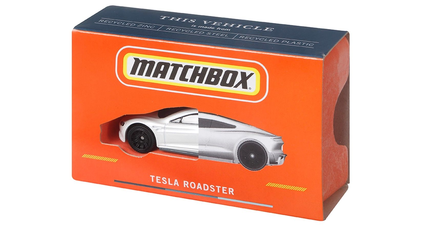 Matchbox Tesla Roadster Kicks Off Sustainable Future For Brand's Diecast Toys