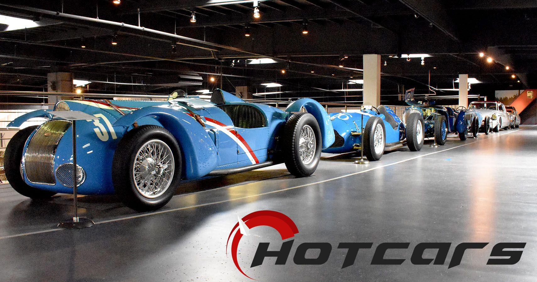 EXCLUSIVE: HotCars Previews The Mullin Automotive Museum Ahead Of Reopening