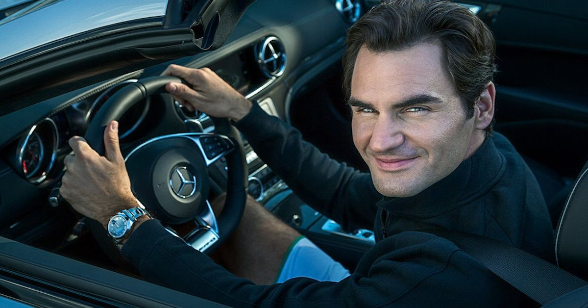 Roger Federer's Car Collection Is A Total Ace | HotCars