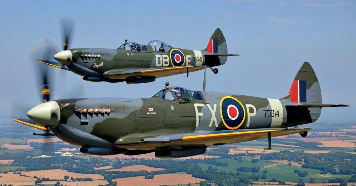 10 Things Everyone Forgot About The Supermarine Spitfire