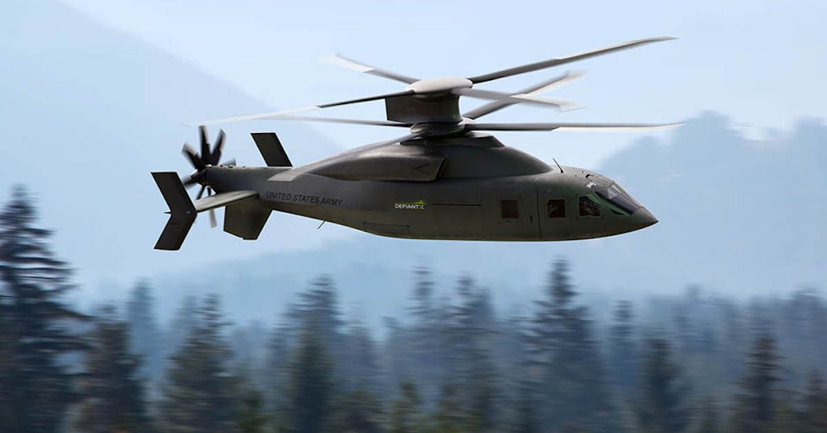 To Heck With Runways: These Are The Next Gen VTOL Aircraft Coming To A Military Near You
