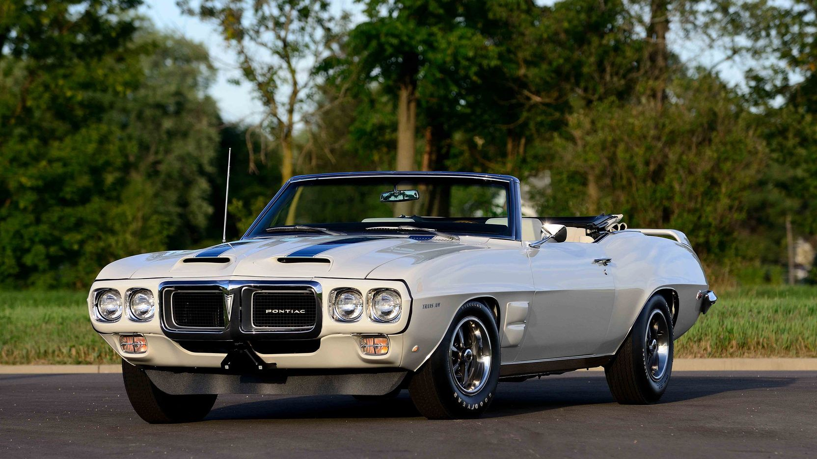 Here's How Much A First Generation Pontiac Trans Am Is Worth Today