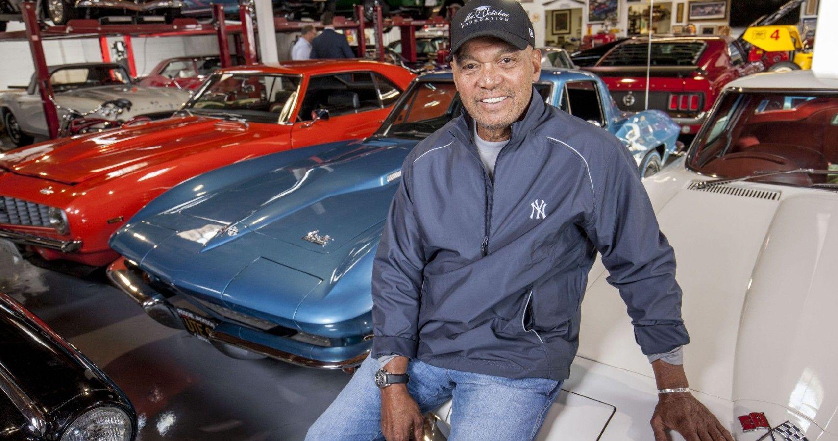 Here's What Baseball Legend Reggie Jackson Drives | HotCars