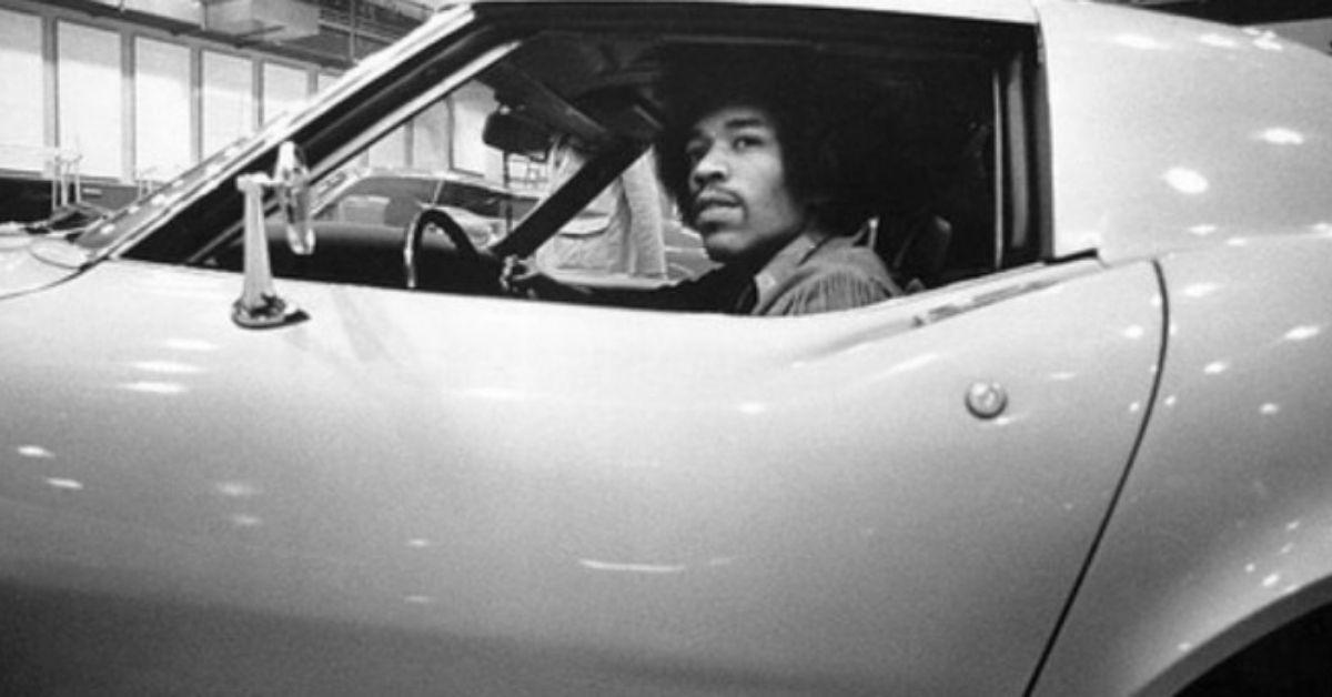 Here's What Jimi Hendrix Drove   HotCars
