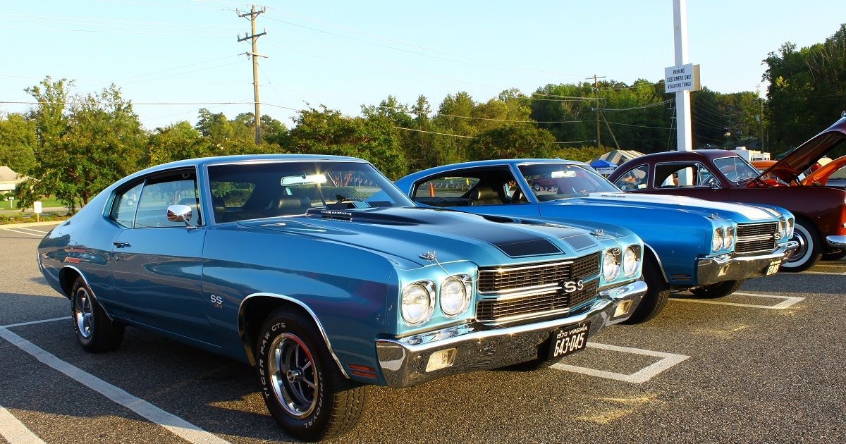 Here's What We Love About The 1970 Chevelle SS 454