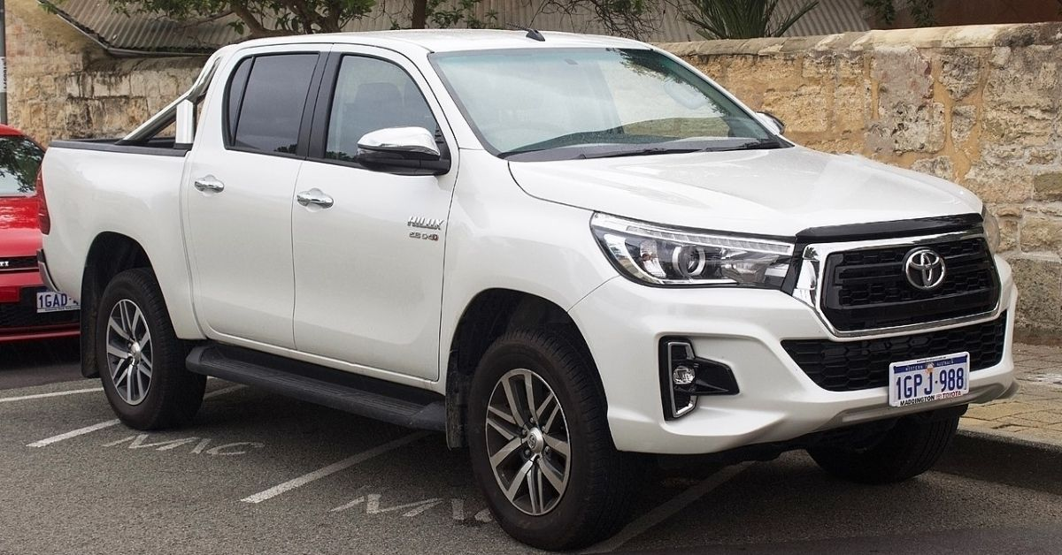 Here's Why The Toyota Hilux Is Banned In The US | HotCars
