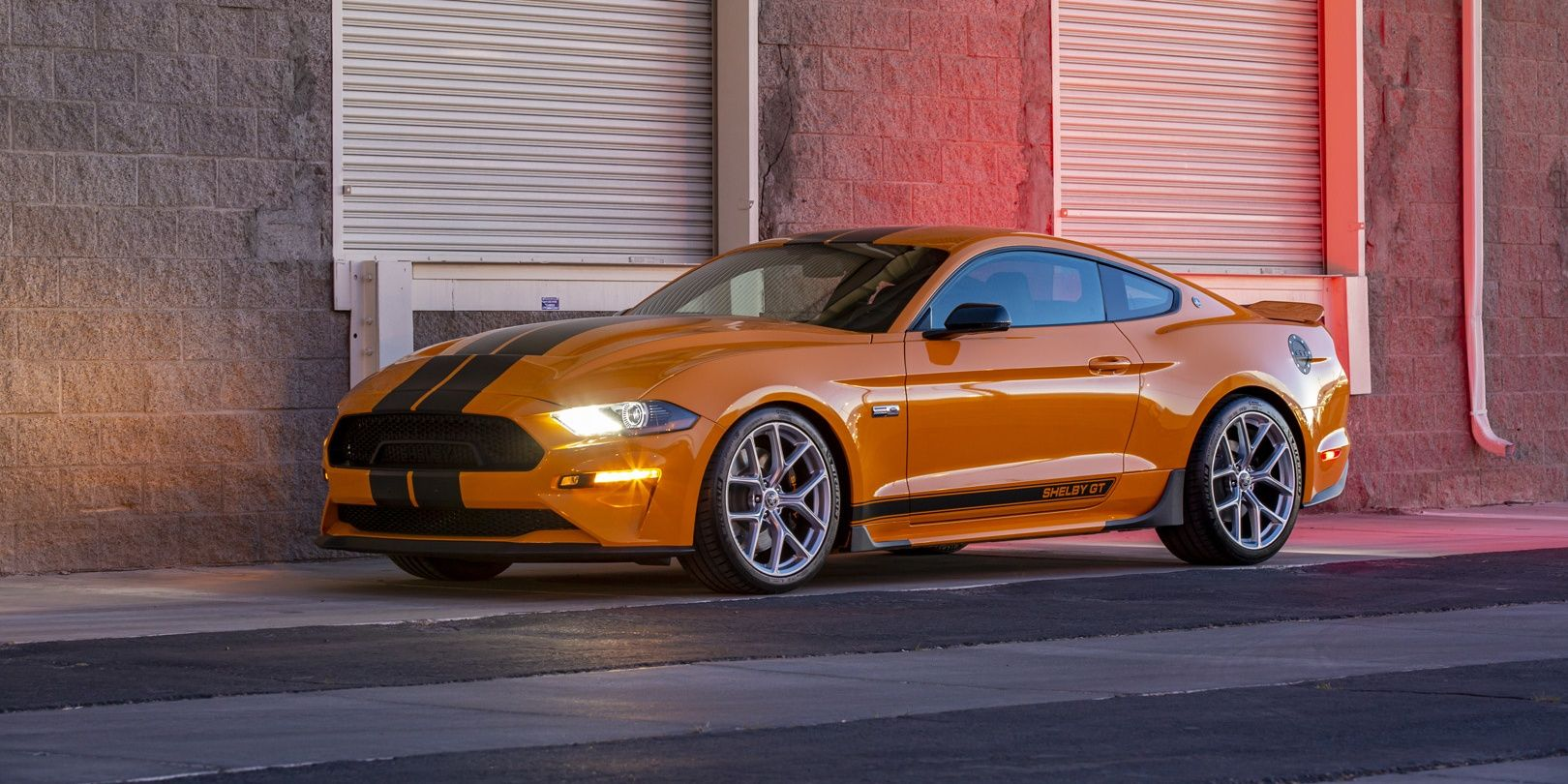 Here's How The New Ford Shelby GT Stands Out From Other Mustangs