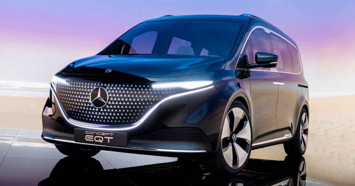 Everything You Need To Know About The Mercedes-Benz Concept EQT