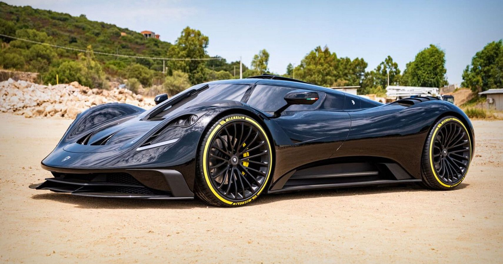 10 Insane Hypercars From Manufacturers No One Has Heard Of