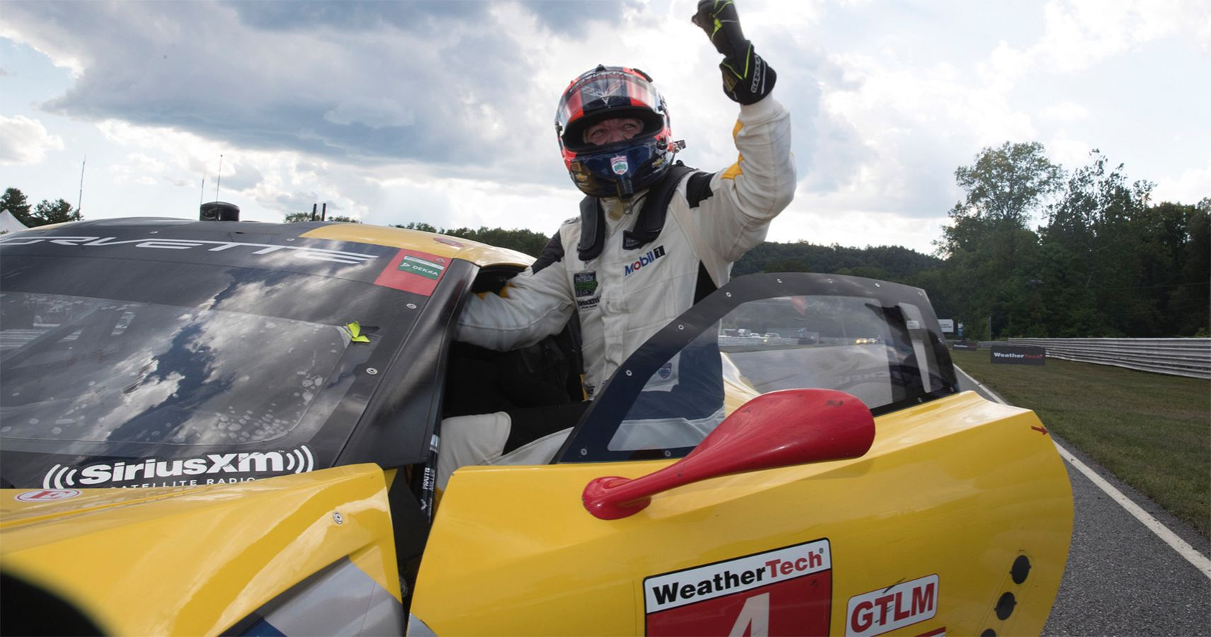 Five-Time Le Mans Winner Oliver Gavin Retiring After Today's 6 Hours of Spa-Francorchamps