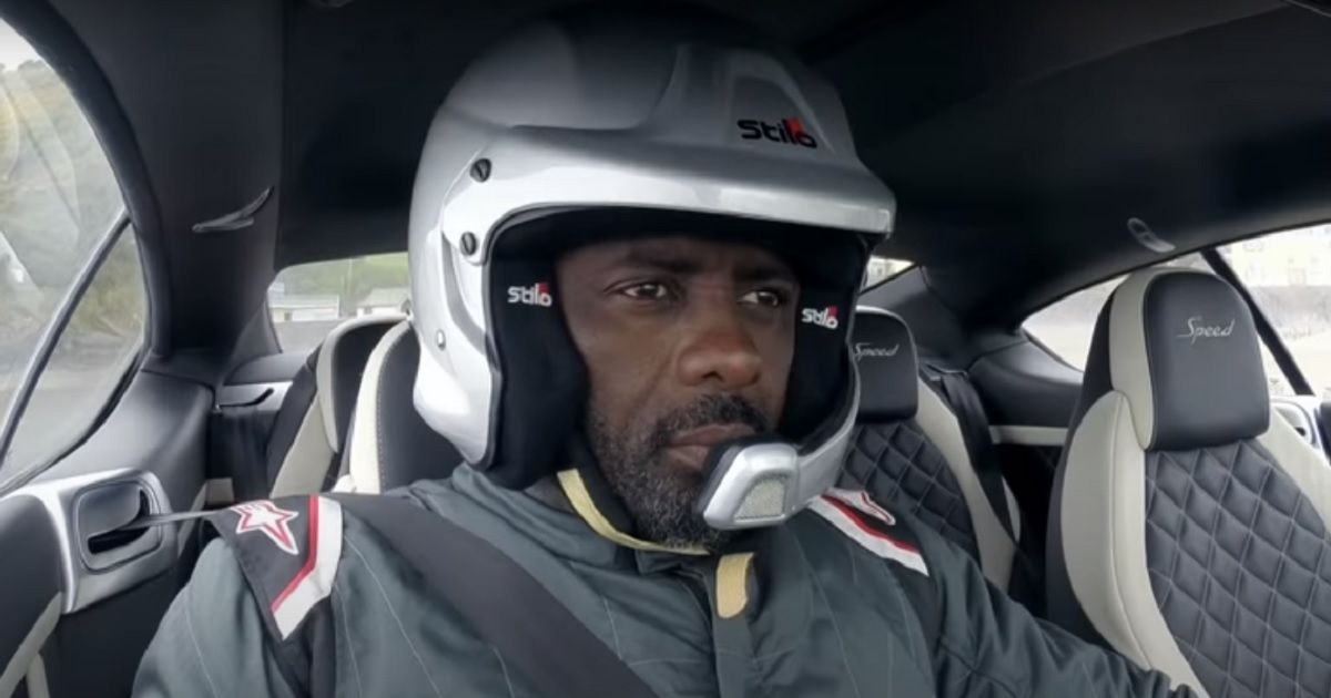 Idris Elba's Car Collection Is A Thrill Of Speed And Luxury