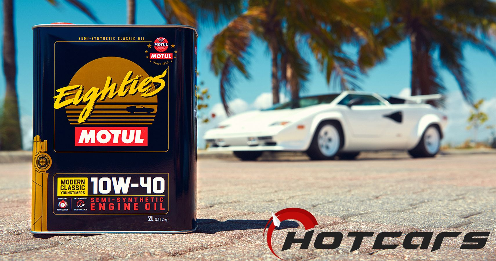 EXCLUSIVE: How Motul Developed New Classic Line Oils For The American Enthusiast