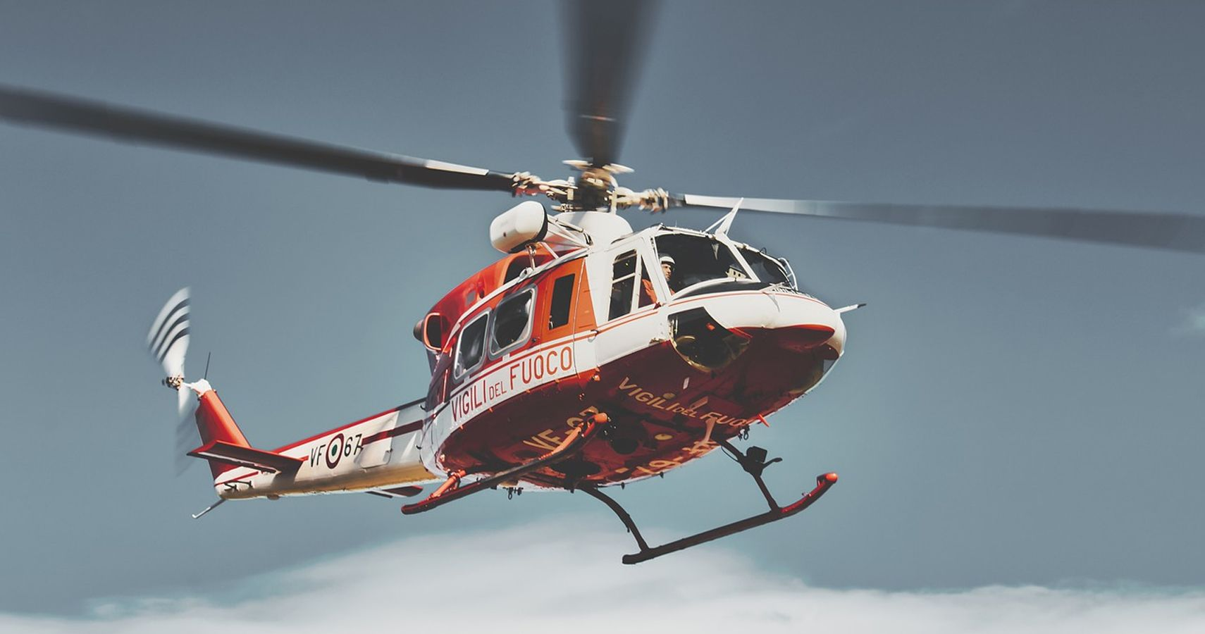 Here's What You Need To Do To Become A Helicopter Pilot | HotCars