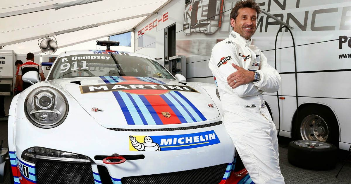 These 8 Celebrities Are Also Race Car Drivers   HotCars
