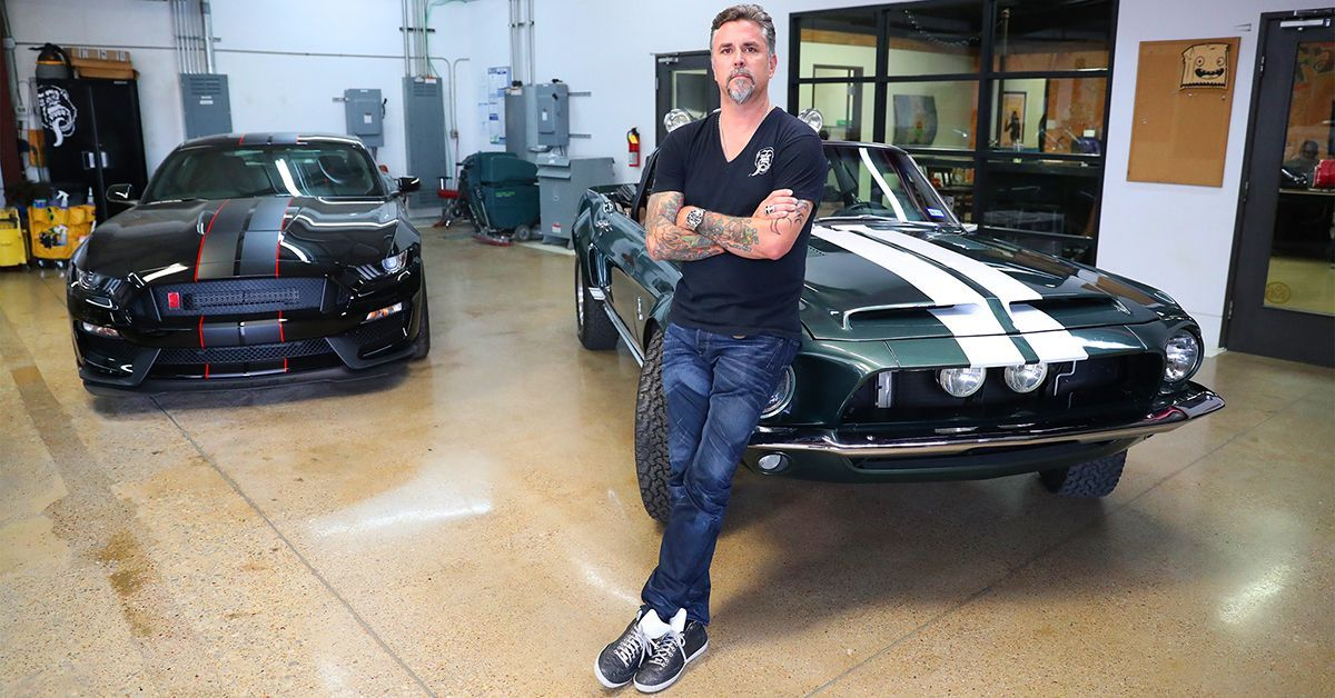 9 Awesome Cars In Richard Rawlings' Collection | HotCars