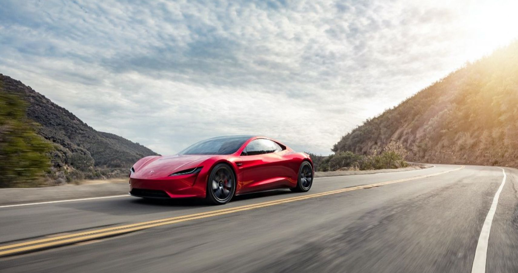 New Tesla Roadster Is Coming To The Petersen Automotive Museum