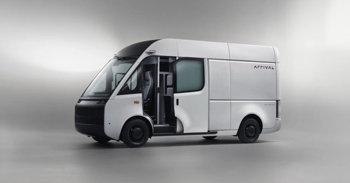 Here's Everything We Know About The Arrival Electric Van